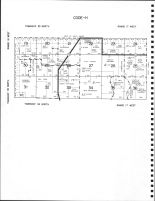 Code H - Township 35 North, Range 17 West, Jamison, Keya Paha County 1964